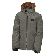 Dusty Jr - Girls' Hooded Winter Jacket