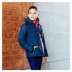 Ramona Jr - Girls' Insulated Jacket