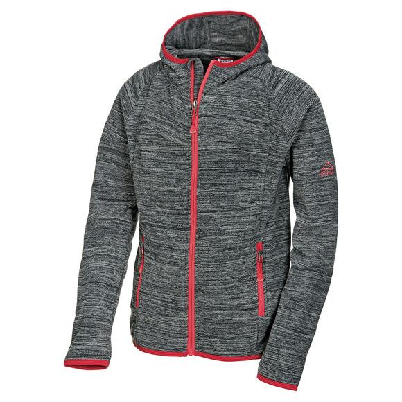 Choco III Jr - Girls' Polar Fleece Jacket