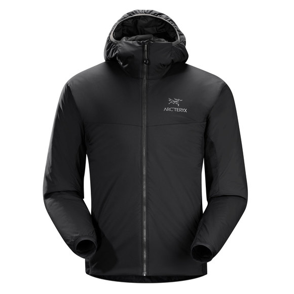 Atom LT - Manteau isolé à capuchon pour homme