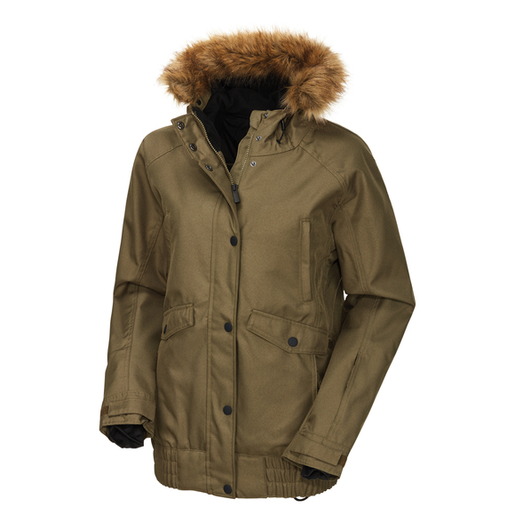 58273c17b RIPZONE Whitetail - Women's Insulated Hooded Jacket