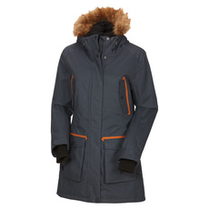 Sunna - Women's Insulated Hooded Jacket