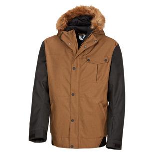 Hayfever - Men's Insulated Jacket