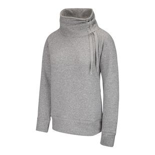 Hug Me (Plus Size) - Women's Fleece Pullover