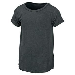 Tie Back Tech - T-shirt d'entraînement pour fille
