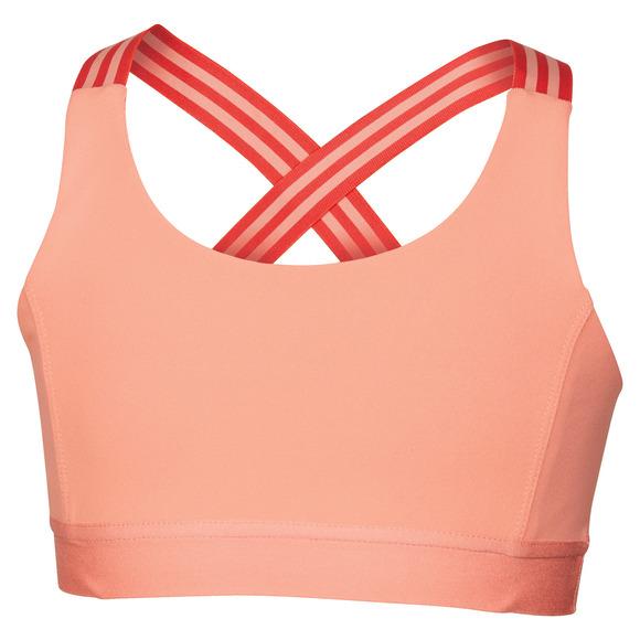 95309b3b291b3 DIADORA Reversible - Soutien-gorge sport pour fille   Sports Experts