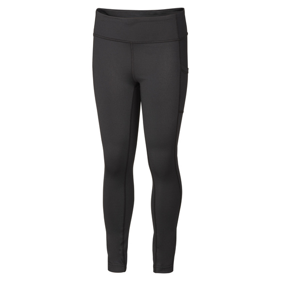 Side Pocket - Girls' Training Tights