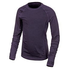 Raglan Tech - Girls' Long-Sleeved Shirt
