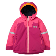 Legend Jr - Girls' Hooded Winter Jacket