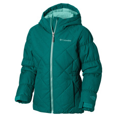 Casual Slopes - Girls' Mid-Season Insulated Jacket