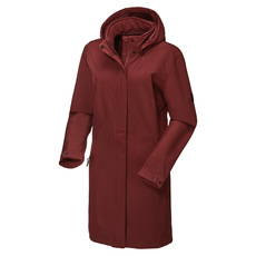 Veda - Women's Hooded Softshell Jacket