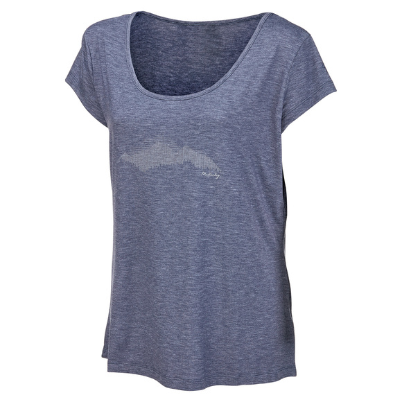 ac4b5c8c4061b MCKINLEY Jami - T-shirt pour femme   Sports Experts