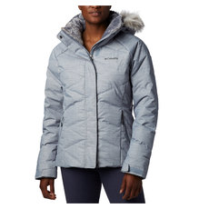 Lay D Down II - Women's Hooded Winter Jacket