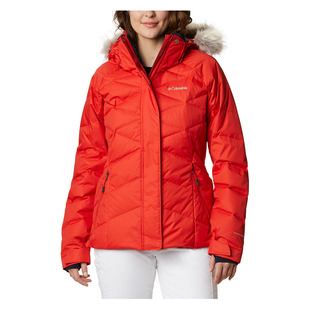 Lay D Down II - Manteau d'hiver à capuchon pour femme