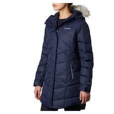 Lay D Down II Mid (Plus Size) - Women's Hooded Winter Jacket
