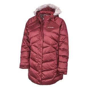 Lay D Down II Mid (Taille Plus) - Manteau d'hiver à capuchon