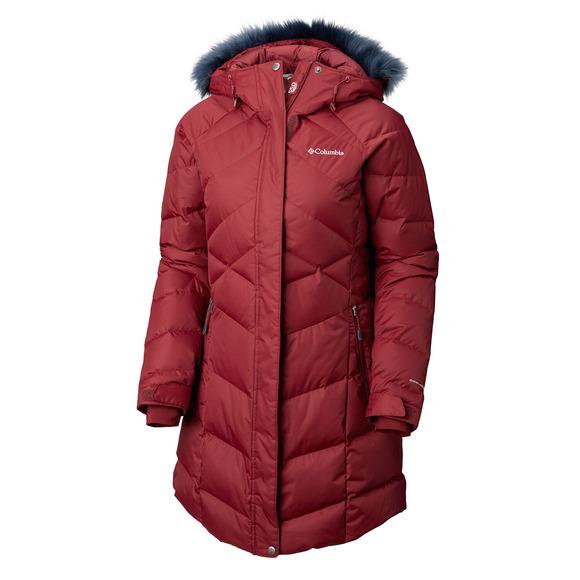 Lay D Down II Mid - Manteau d'hiver à capuchon