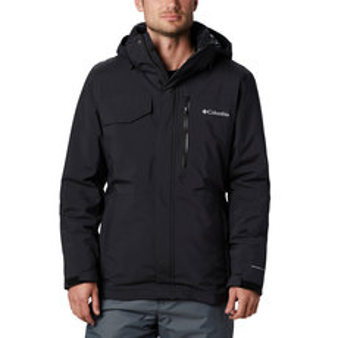 Cushman Crest - Men's Winter Jacket