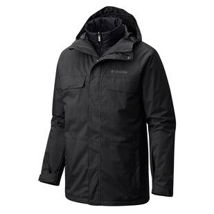 Bugaboo IC (Plus Size) - Men's 3-in-1 Hooded Winter Jacket