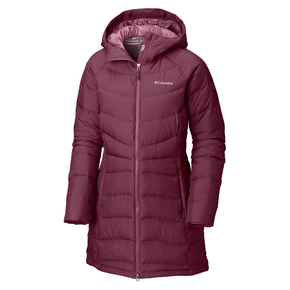 755a6e3c082bb COLUMBIA Winter Haven Mid - Women s Hooded Winter Jacket