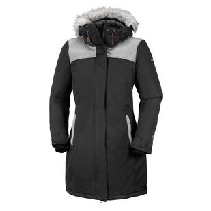 Lindores - Manteau d'hiver pour femme