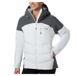 Powder Keg II - Manteau en duvet pour femme