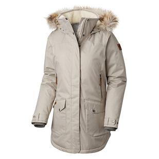 Barlow Pass 550 Turbodown II - Manteau d'hiver en duvet pour femme