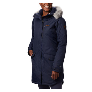 Suttle Mountain - Women's Hooded Insulated Jacket
