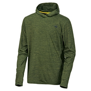DB5064F18 - Boys' Hooded Long-Sleeved Shirt