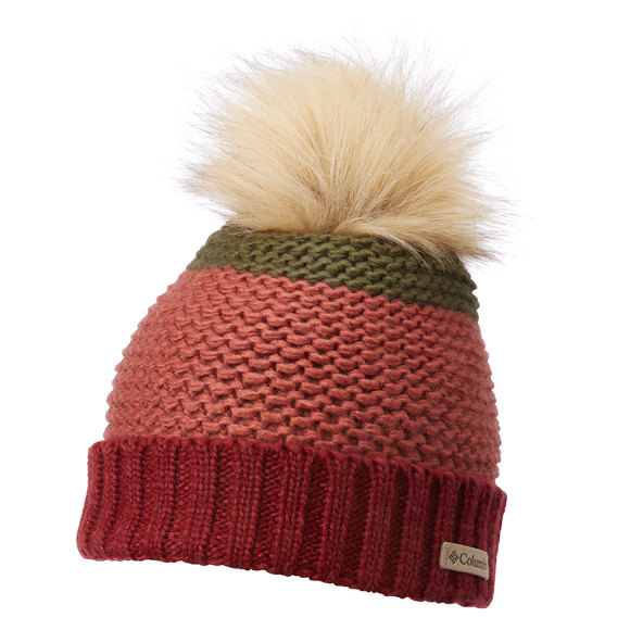 d558fd6a6a7 COLUMBIA Holly Peak Pom Pom - Adult Tuque