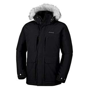 Marquam Peak - Men's Hooded Insulated Jacket