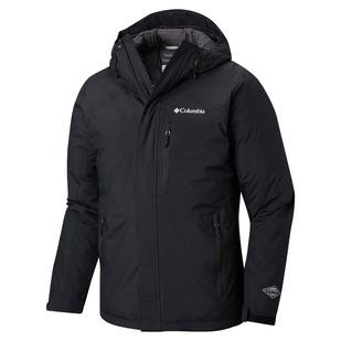Murr Peak II - Manteau isolé imperméable pour homme