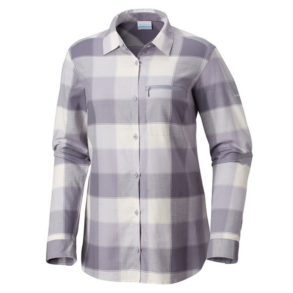 Anytime Casual - Women's Long-Sleeved Shirt