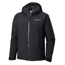 Top Pine (Plus Size) - Men's Insulated Rain Jacket