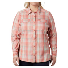 Silver Ridge (Plus Size) - Women's Long-Sleeved Shirt