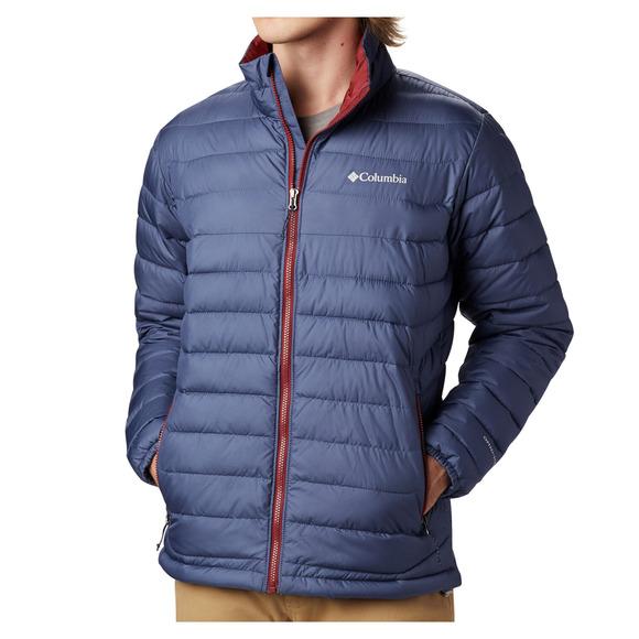 Powder Light - Manteau de plein air pour homme