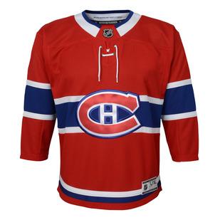 Premier Team (à domicile) - Jersey de hockey pour enfant