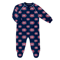 Zip Up Coverall (12M-18M-24M) - Infant Pajamas