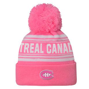 Pink Jr -Tuque en tricot pour fille