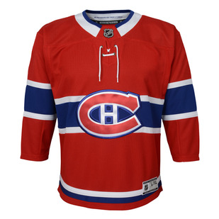 Premier Team Jr (Home) - Junior Hockey Jersey