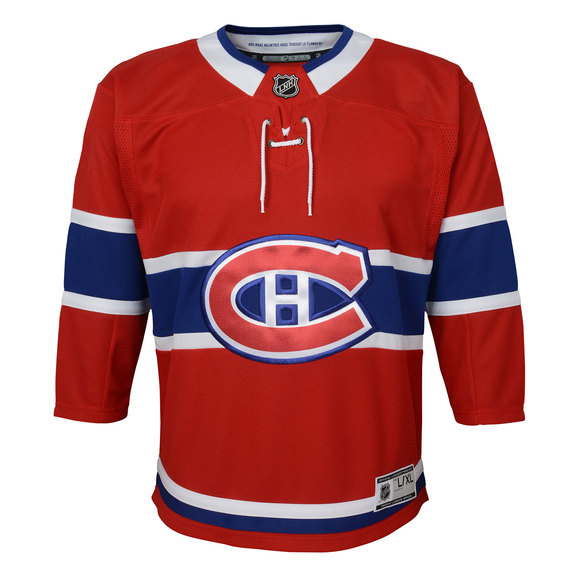 Premier Team (Home) - Kids' Hockey Jersey
