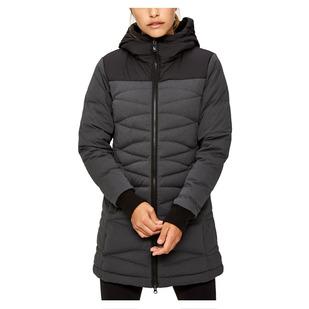 Faith - Manteau mi-saison isolé en duvet pour femme
