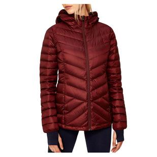 Emeline - Manteau isolé en duvet pour femme