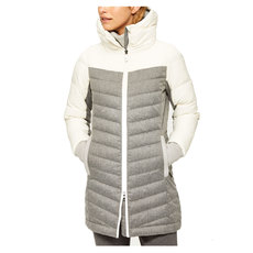 Faith Edition - Women's Down Insulated Mid-Season Jacket