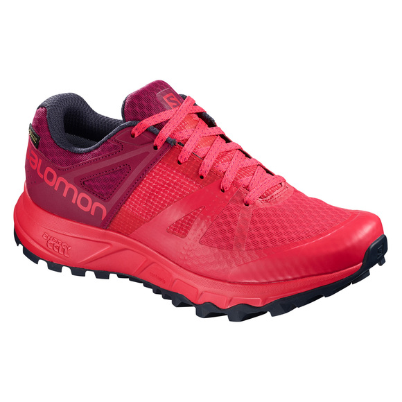 release date: 2b1b2 ab300 SALOMON Trailster GTX - Women s Trail Running Shoes   Sports Experts