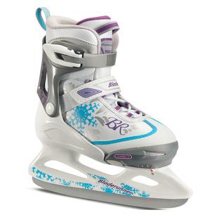 Micro G Ice Jr - Patins de loisir ajustables pour fille