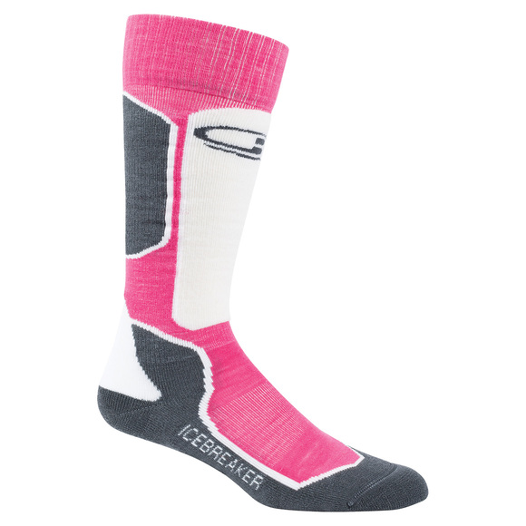 Ski + Light OTC - Women's Cushioned Ski Socks