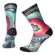 Morningside Print - Women's Crew Socks