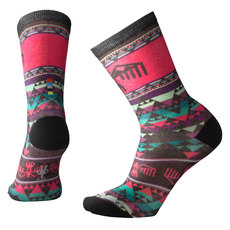 Bird Geo Print - Women's Crew Socks