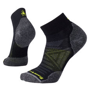 PhD Outdoor Light Mini - Men's Cushioned Ankle Socks